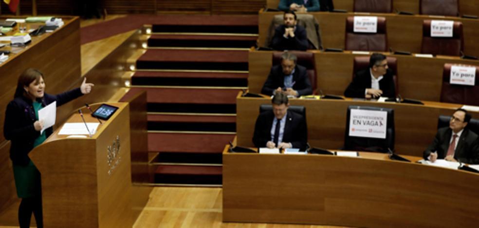 Ximo Puig acusa a Isabel Bonig de defender el «hembrismo»