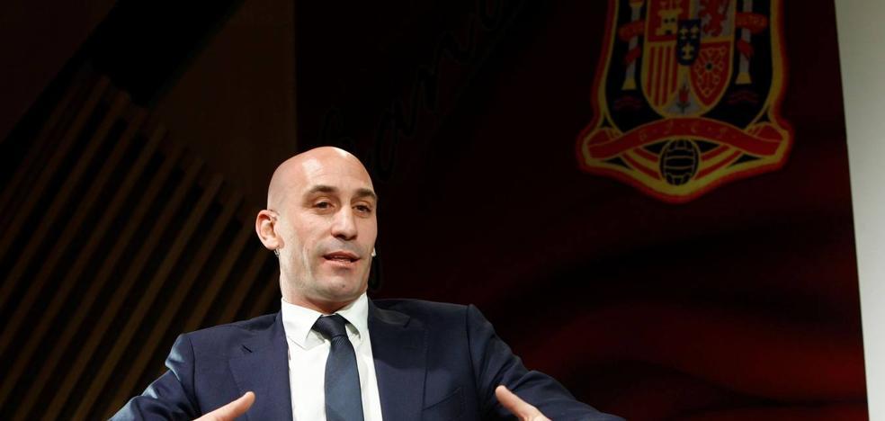 Rubiales confirma su candidatura y avisa de que no se perpetuará en el cargo
