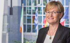 La eurodiputada McGuinness sufre un desmayo en la reunión del PPE en Valencia