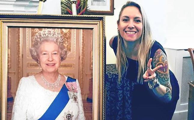 una valenciana al servicio de su majestad