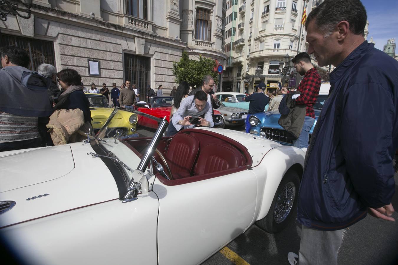 XLVIII Ronda Fallera de Cotxes de l'Antigor 2018