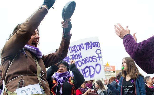 Las valencianas toman la calle por sus derechos