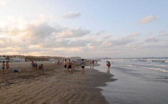 'Volta a Peu Runners' de Valencia discurrirá por la arena de la Malvarrosa