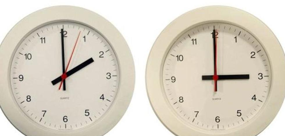 Cambio de hora en México en 2018. Fecha del cambio al horario de verano