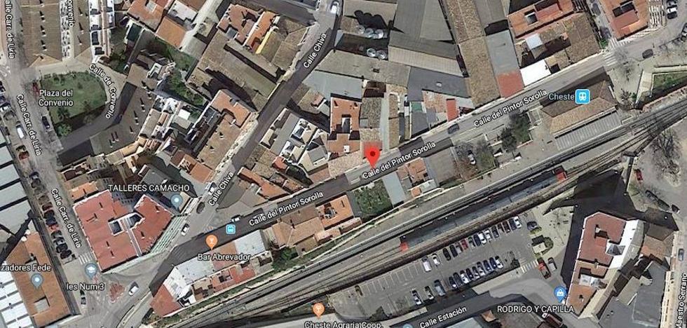 Fallece una mujer atropellada por su propio coche en una calle de Cheste