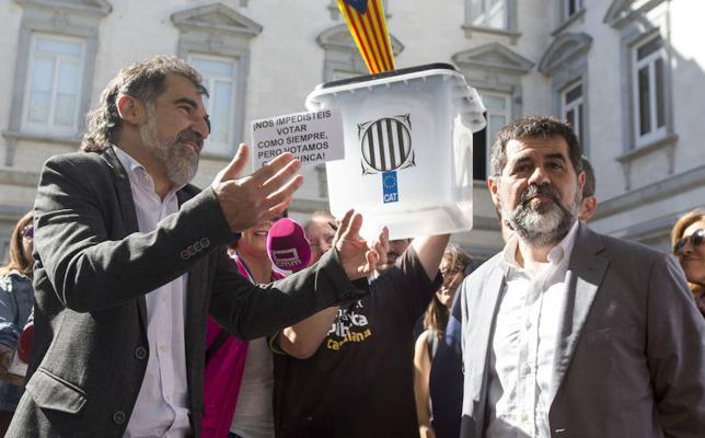 El juez Llarena bloquea la candidatura de Sánchez a presidir la Generalitat