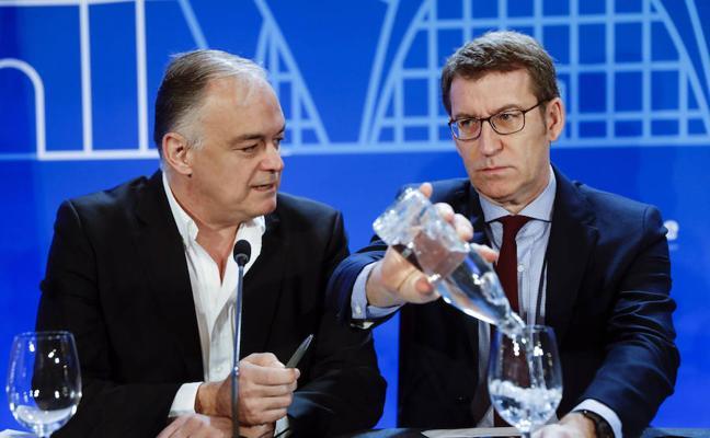 Bonig descarta a González Pons como candidato a alcaldía de Valencia porque está «a gusto» en UE