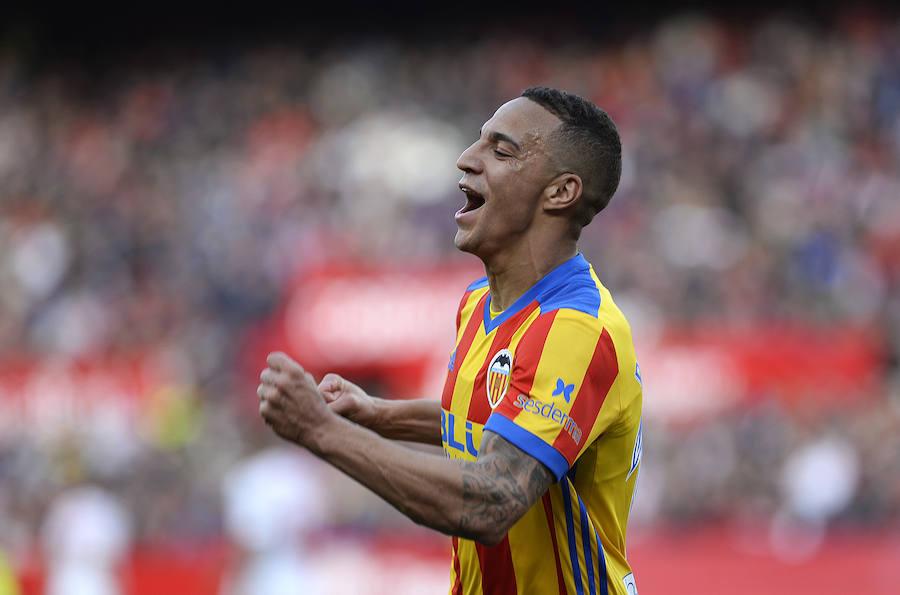 Fotos del Sevilla FC-Valencia CF