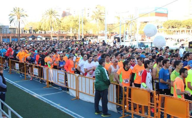 Los 'runnkers' tomarán Valencia