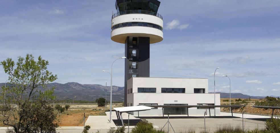 El Consell le quita 9 millones a innovación para salvar el aeropuerto de Castellón