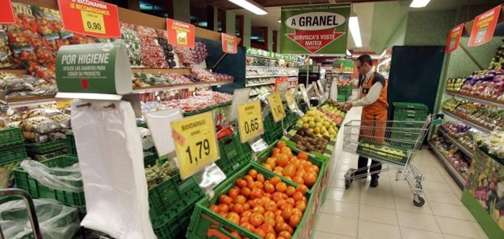 ¿Dónde hay menos supermercados de Mercadona?
