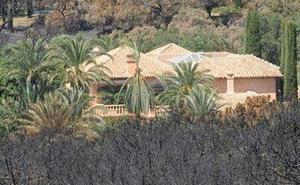 Julio Iglesias vende la casa donde se casó por 145 millones de euros