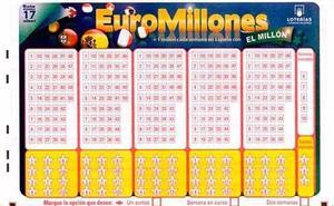 Un valenciano gana 'El Millón' del Euromillones