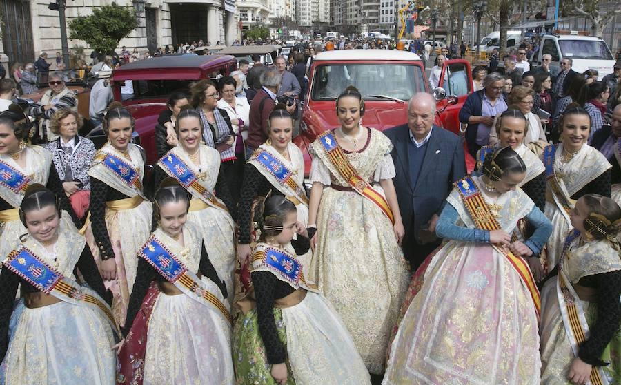24 horas con la Fallera Mayor de Valencia 2018