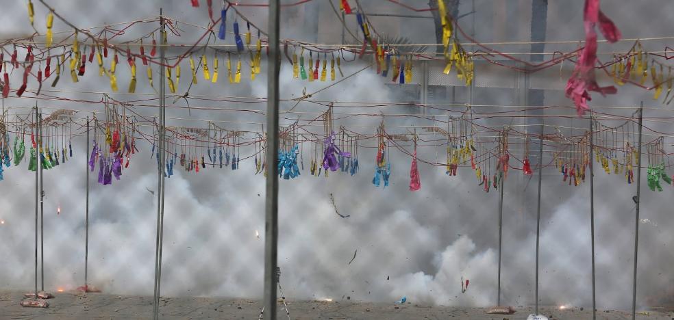 Pólvora y color toman la plaza