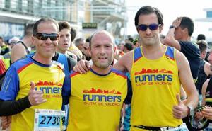 Zitane y Casinos se imponen en la I Volta a Peu Runners Ciutat de Valencia