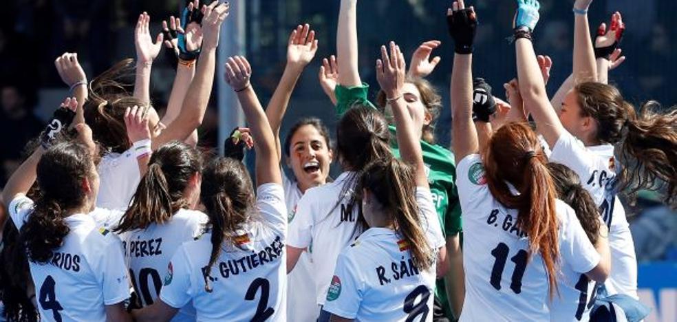 El Club de Campo de Amparo Gil, campeón de la Copa de la Reina
