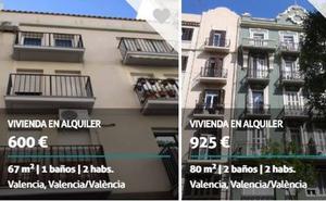 Sareb se prepara para sacar a Bolsa en abril sus mejores pisos en alquiler en Valencia