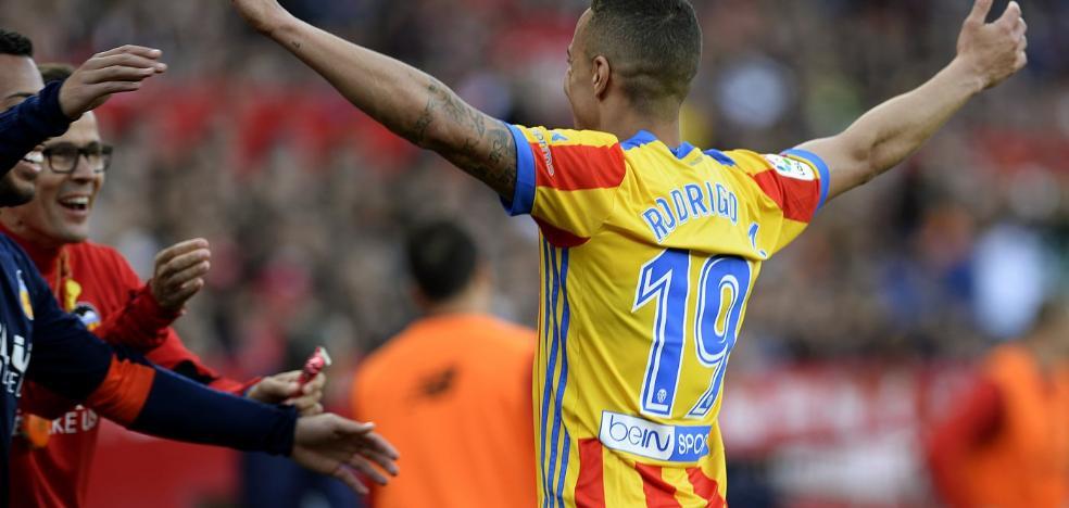 El Valencia CF ya sólo mira hacia adelante
