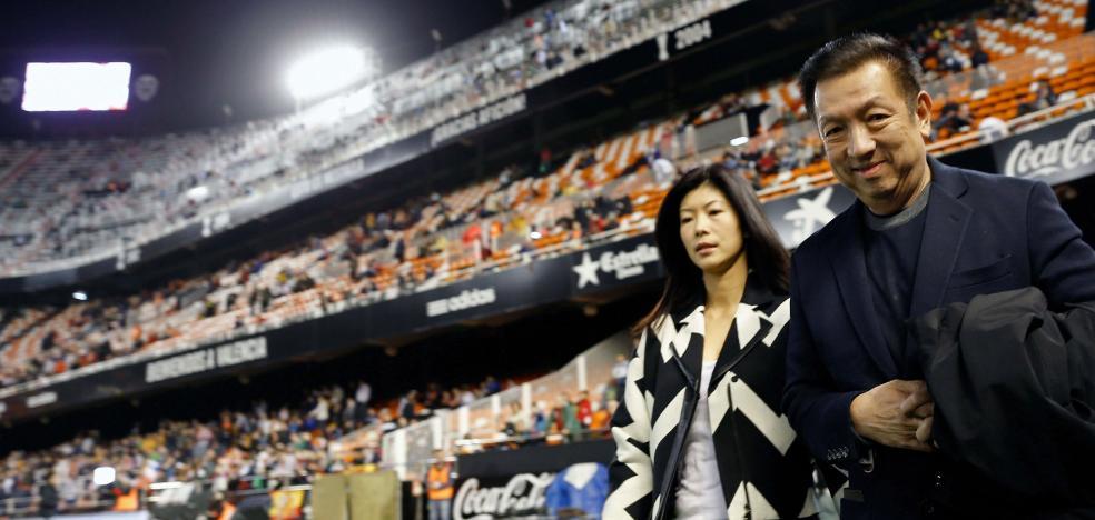 El preocupante panorama del Valencia CF