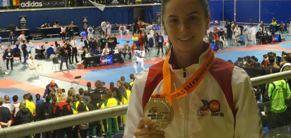 La valenciana Palmira Tatay, al Mundial tras ganar el Open de Holanda