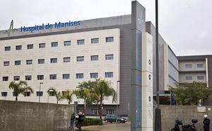 Denuncian la aparición de un brote de sarampión en el Hospital de Manises