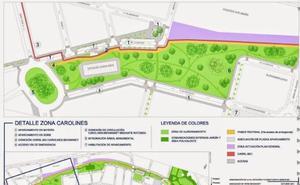 El Parque Lineal de Benimàmet se abre hoy al público