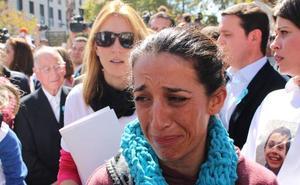 La madre de Gabriel, tras la detención: «Tenía la esperanza de ablandarla y que lo soltara»