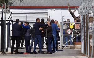 Un muerto tras una explosión en la pirotecnia Ricardo Caballer en Olocau