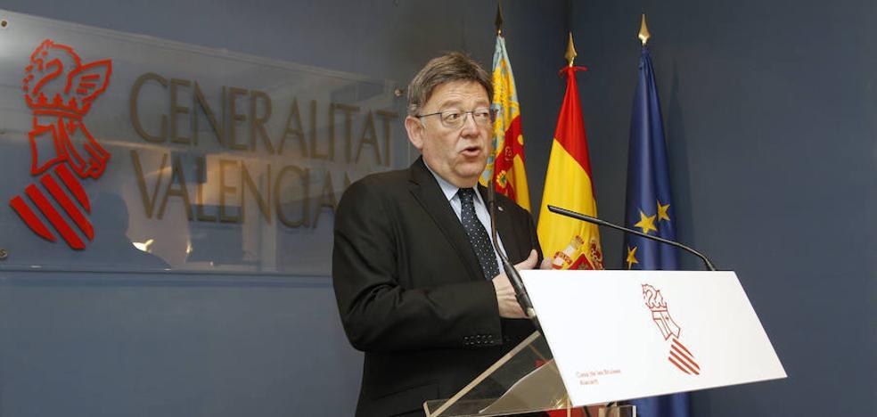 Ximo Puig admite posibles «prácticas no correctas» en el Ayuntamiento de Alicante y pide una «solución política»