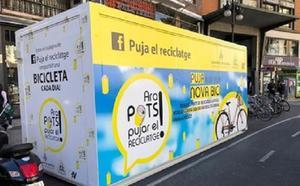 ¿Para qué sirven los nuevos contenedores que ha instalado el Ayuntamiento de Valencia?