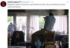 «Hoy la mascletà corre a cuenta de Narcos»