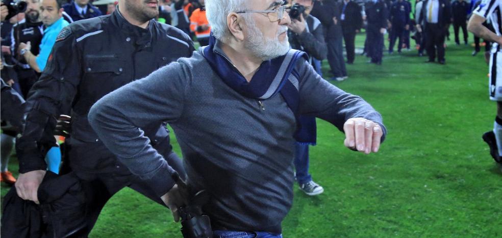 El valenciano que pondrá orden en el fútbol griego