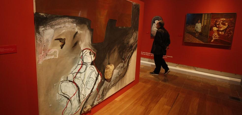 Una exposición homenajea a los mecenas Martínez Guerricabeitia