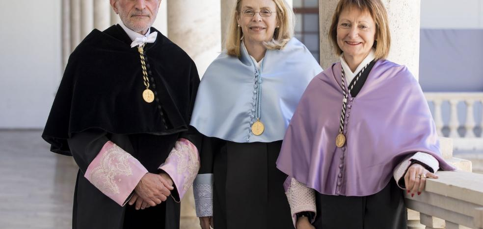 Londa Schiebinger, doctora honoris causa de la UV