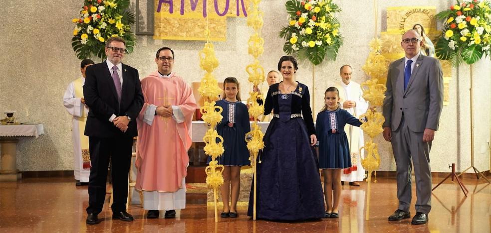 El Pregón anuncia la Semana Santa