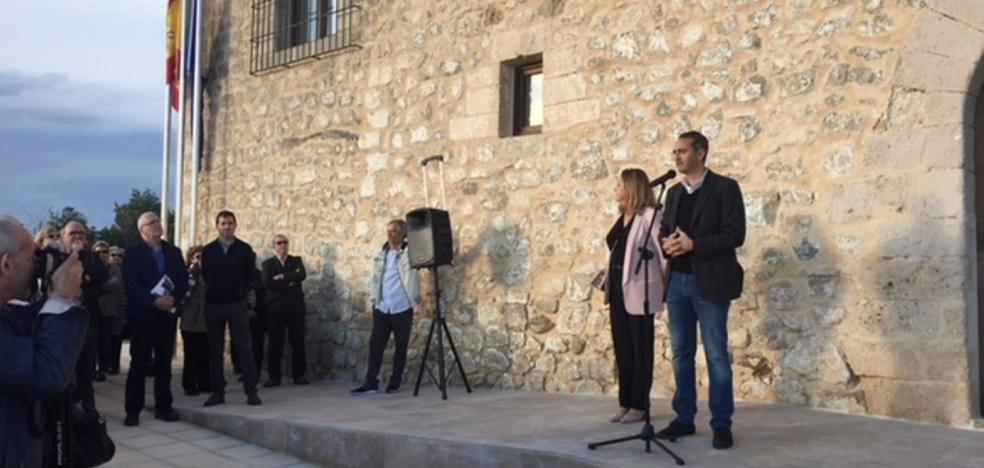 Calp inaugura la Casa Nova como un centro empresarial