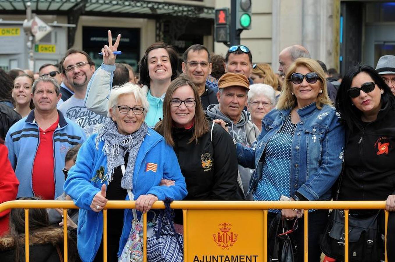 Búscate en la mascletà del 13 de marzo a cargo de Pirotecnia Crespo de Alzira
