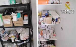 Hallan 310 medicamentos caducados en un centro de animales valenciano