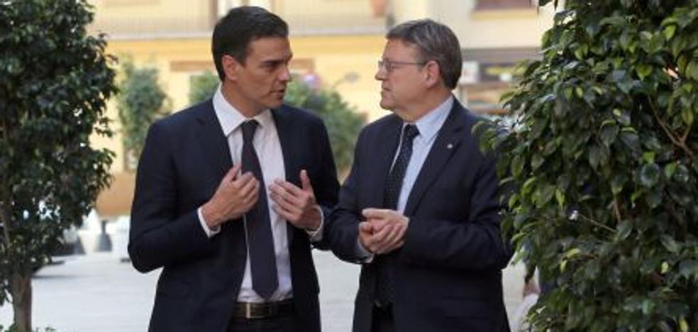 El PSOE defiende que el Gobierno lleve la iniciativa en la financiación y obvia la propuesta de Puig