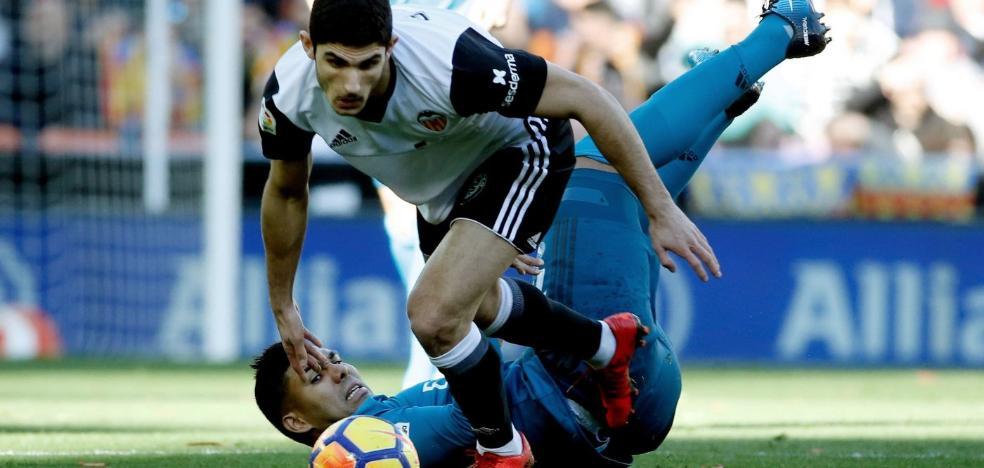 Diez finales a favor del Valencia CF