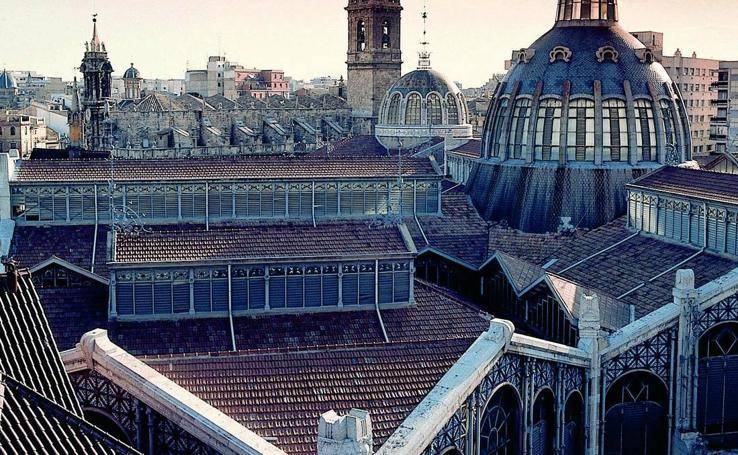 El Mercado Central de Valencia, 90 años de éxito