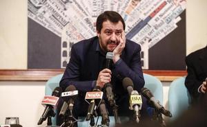 Salvini no excluye un Gobierno con el Movimiento Cinco Estrellas