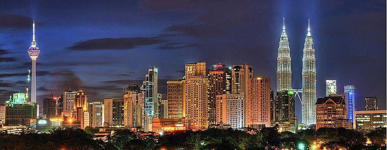 Skylines de ciudades