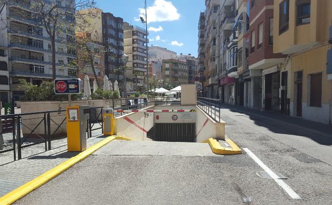Tavernes amplía los horarios del parking de País Valencià