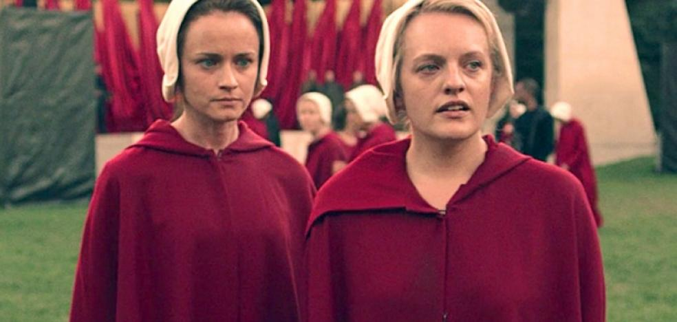 'The Handmaid's Tale' regresa en primavera
