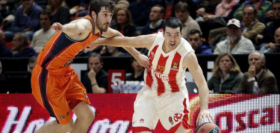 La peor versión del Valencia Basket