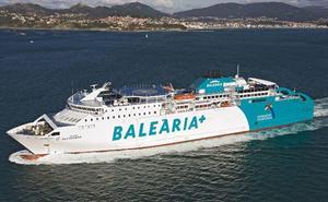 Baleària retoma la alta velocidad en la ruta Dénia-Eivissa-Palma