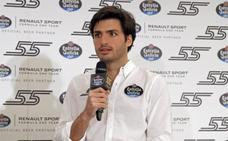Carlos Sainz: «¿Mi primer podio? Cuando tenga que ser, será»