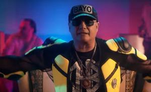 Chimo Bayo también quiere ser de 'Narcos'